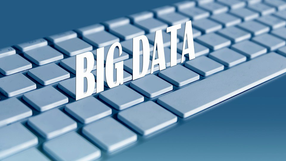 Today, we can't involve without big data